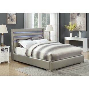 Purchase Weakley Upholstered Panel Bed by Orren Ellis Reviews (2019) & Buyer's Guide