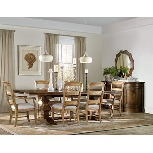 Archivist 7 Piece Extendable Dining Set by Hooker Furniture