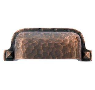 Etonnant Hammered Copper Drawer Pulls   Wayfair
