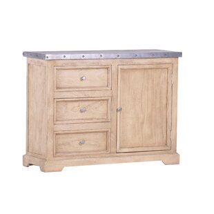 Kirsten 3 Drawer Combi Chest By Union Rustic