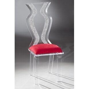 Monaco Acrylic Side Chair by Muniz