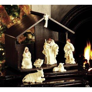 Nativity Set Christmas Accents Decor You Ll Love Wayfair Co Uk