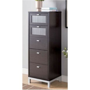 Hodge Utility 5 Drawer Chest