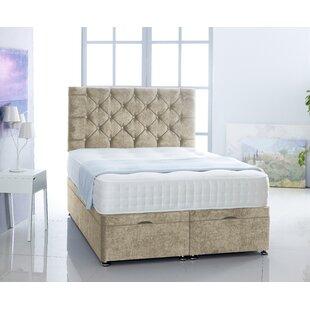 Sasha Upholstered Ottoman Bed By Willa Arlo Interiors