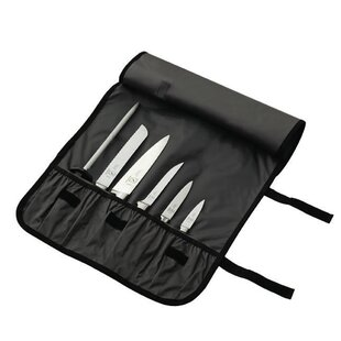 Genesis 7 Piece Forged Knife Roll Set