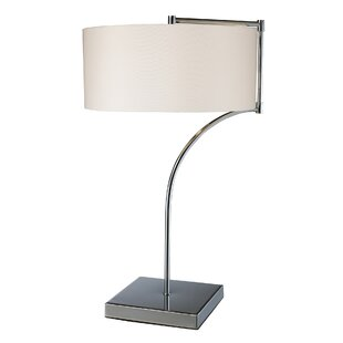Savings Kayla 22 Arched Table Lamp By Brayden Studio