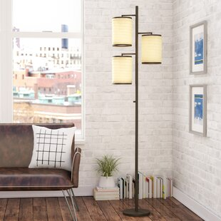 Shopping for Baysinger 74 Tree Floor Lamp By Mercury Row