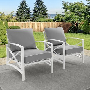 White Resin Patio Chairs Wayfair