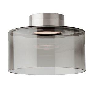 Tech Lighting Manette 1-Light LED Semi Flush Mount