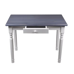 Etheridge Dining Table With Drawer By Brambly Cottage