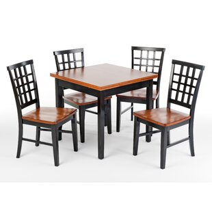 Espy 5 Piece Extendable Dining Set