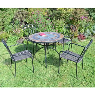 Autryville 4 Seater Dining Set By Sol 72 Outdoor