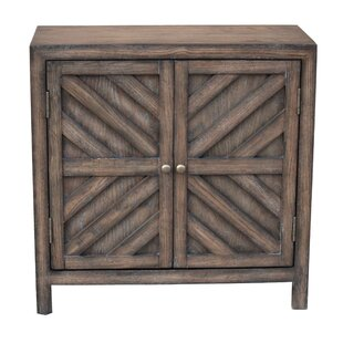 Salonique 2 Door Accent Cabinet by Bungalow Rose
