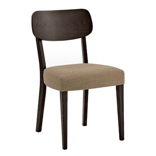 Read Reviews Criner Solid Wood Dining Chair (Set of 2) by George Oliver Reviews (2019) & Buyer's Guide