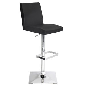 Captain Adjustable Height Swivel Bar Stool by LumiSource Cheap