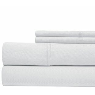 Aspire Linens 4 Piece 500 Thread Count Sheet Set