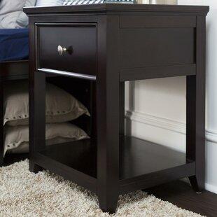 Affordable 1 Drawer Nightstand ByCraft Kids Furniture