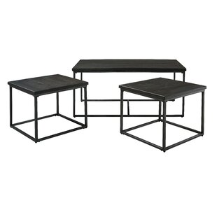 Standard Furniture Montvale 3 Piece Coffee Table Set