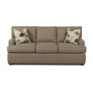Millers 80 Sofa by Klaussner Furniture