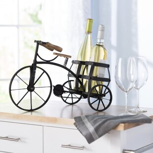 Dudley 2 Bottle Tabletop Wine Rack by Wil..