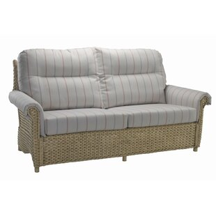 Culver 3 Seater Conservatory Sofa By Beachcrest Home