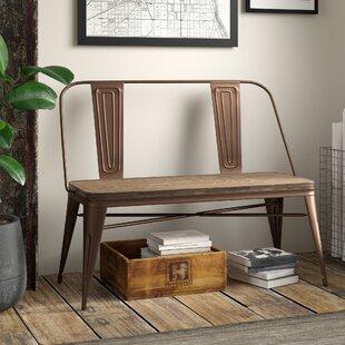 Trent Austin Design Rowtag Wood Bench