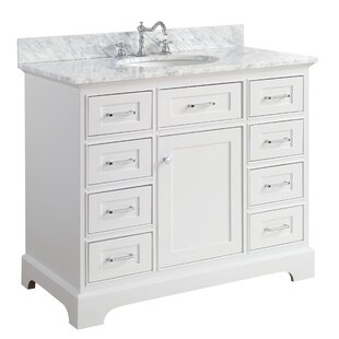 Aria 42 Single Bathroom Vanity Set by Kitchen Bath Collection