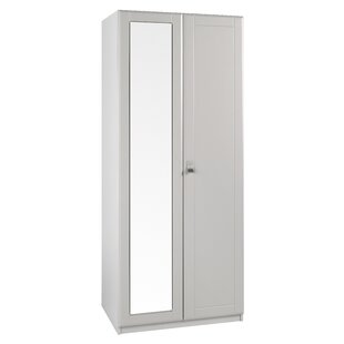 Henriquez 2 Door Wardrobe By 17 Stories