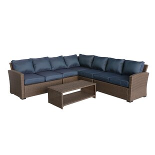 Behan 6 Piece Sectional Set with Cushions