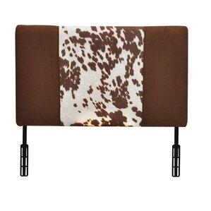Eresus Twin Upholstered Headboard by Zoomie Kids