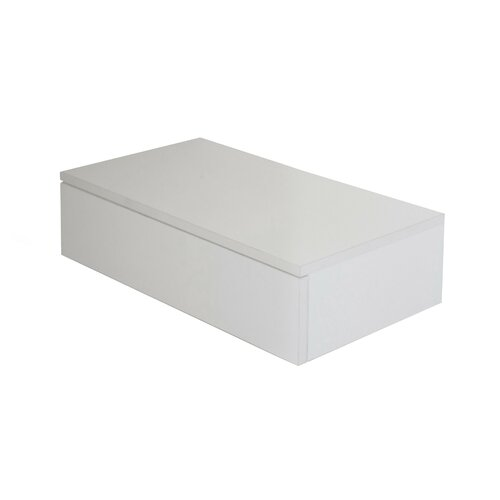 Dekoregal Painted Homestead Living Ausführung: Weiß matt  Größe: 80 x 14 x 30   Wohnzimmer > Regale > Einzelregale   Homestead Living