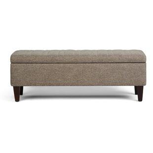 Simpli Home Monroe Storage Bench