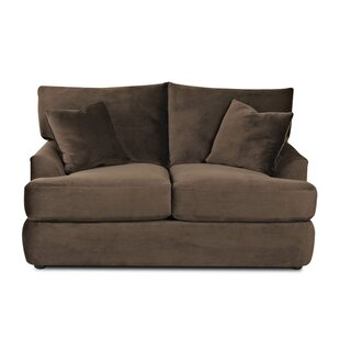 Caroline Loveseat by Klaussner Furniture