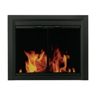 Carlisle Cabinet Style Steel Fireplace Doors by Pleasant Hearth