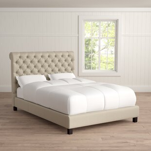Find Melyna Upholstered Platform Bed by Lark Manor Reviews (2019) & Buyer's Guide
