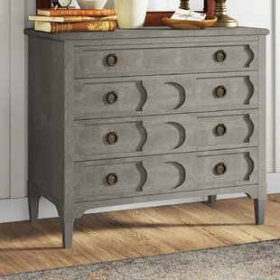 Renita 4 Drawer Dresser by Canora Grey