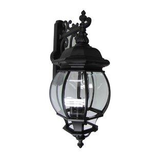 Glyndon 4-Light Outdoor Wall Lantern by A..