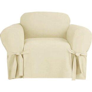 Polyester Armchair Slipcover