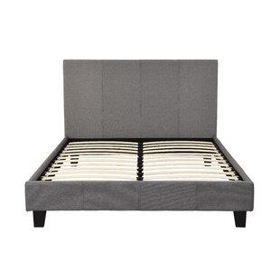 Avarayr European Kingsize (160 X 200 Cm) Upholstered Bed Frame By 17 Stories