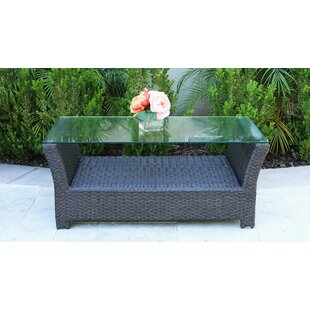Inglestone Common Wicker Coffee Table