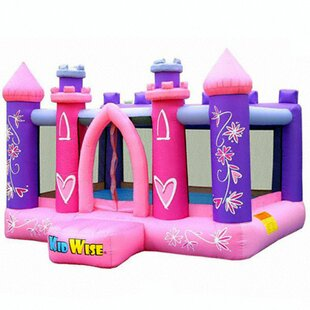 Princess Party Bounce House By Kidwise