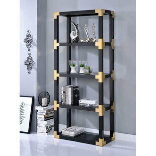 Girouard Standard Bookcase Everly Quinn
