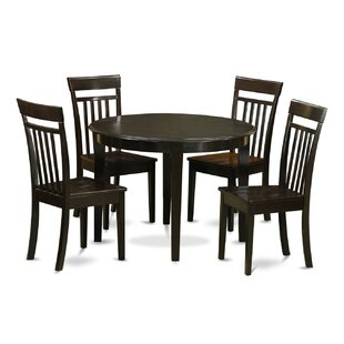 Hillhouse 5 Piece Dining Set by Red Barrel Studio New Design
