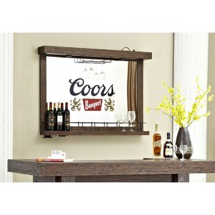 Coors Banquet Wall Bar By ECI Furniture