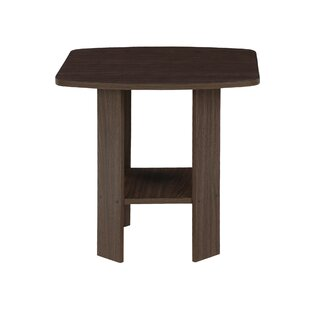 Castlewood Side Table By Mercury Row