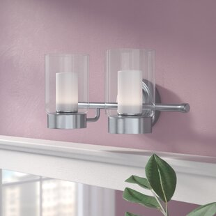 Best Choices Caverly 2-Light LED Vanity Light By Latitude Run