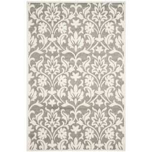 Thornbury Dark Grey/Beige Indoor/Outdoor Area Rug