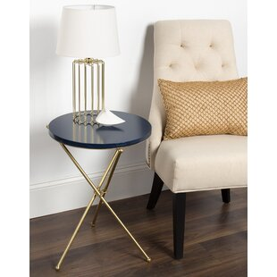 Price Check Hemby Tripod End Table by Mercer41 Reviews (2019) & Buyer's Guide
