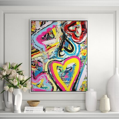 Luxury Oversized Wall Art Perigold