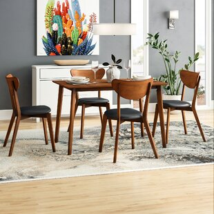 Urijah 5 Piece Dining Set George Oliver